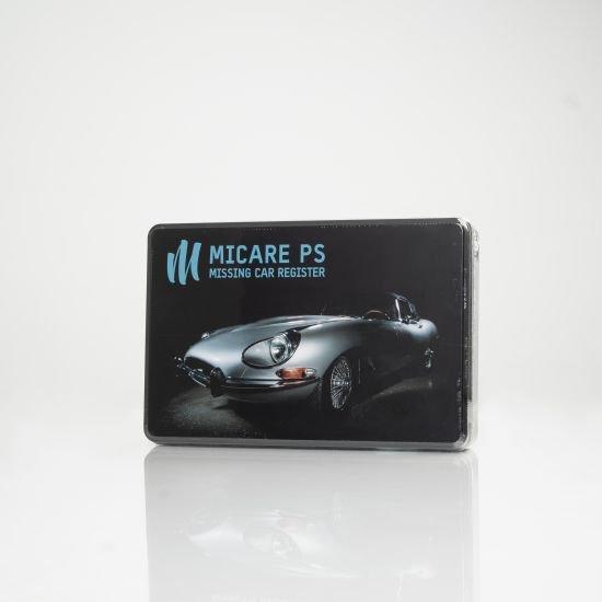 NFC-ID-SET vehicle identification for motorhomes