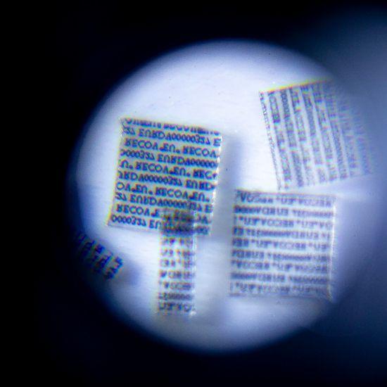 MICRODOT-ID-SET Fahrzeug-Markierung durch künstliche DNA für Oldtimer, Youngtimer und Liebhaberfahrzeuge