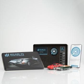 Fahrzeug-Markierungen 2-in-1 NFC-ID-SET & MICRODOT-ID-SET  für Oldtimer, Youngtimer und Liebhaberfahrzeuge